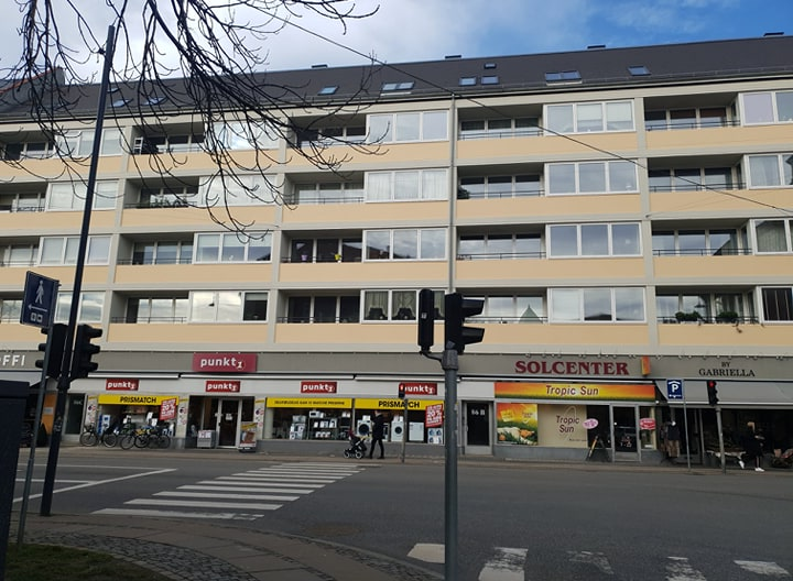 solcenter valby langgade